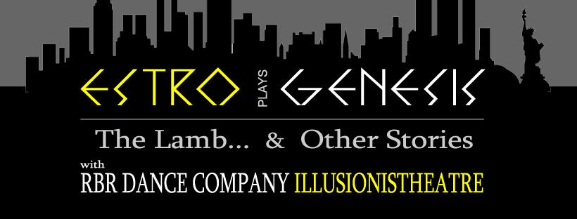 ESTRO PLAYS GENESIS: THE LAMB & OTHER STORIES